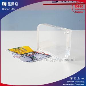 Yageli High Transparent Acrylic Photo Frame pictures & photos