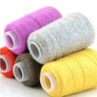 Nm2/26 100% Woolen Cashmere Dyed Yarn for Knitting pictures & photos