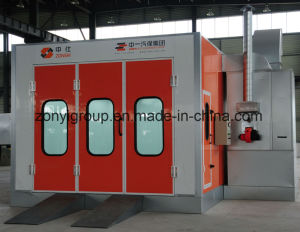 Zonyi Spray Booth Ce Hot Sale Spray Booth High Quality pictures & photos