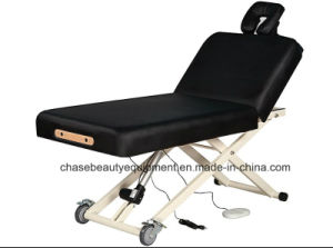 Top Quality Aluminium Electric Facial Bed for Sale pictures & photos