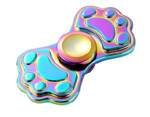 Newest Model Innovative Hot Selling Popular Toy Colorful Zinc Alloy Fidget Spinner Toy of Fidget Relieve Stress Finger pictures & photos