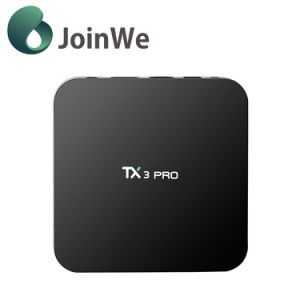Tx3 PRO Kodi 16.1 Android 6.0 TV Box 1GB 8GB Amlogic S905X pictures & photos
