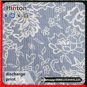 Cute Colorful Pattern Printed Demin Fabric for Jeans pictures & photos