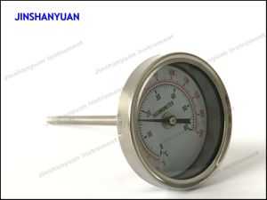 Bt-009 Stainless Steel Bimetal Thermometer/Adjustable Thermometer pictures & photos