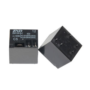 Zd4115k (T91) 30A Miniature Power Relay for Household Appliances &Industrial Use pictures & photos