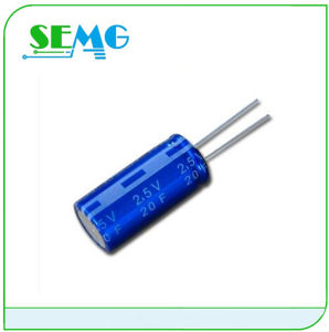 Super Capacitor 1.5f 5.5V From Shenzhen pictures & photos