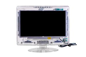 "13.3""-18.5"" Transparent LED TV for Prison pictures & photos"
