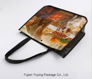 Customize Fashion Tote Non Woven Shopping Bags pictures & photos