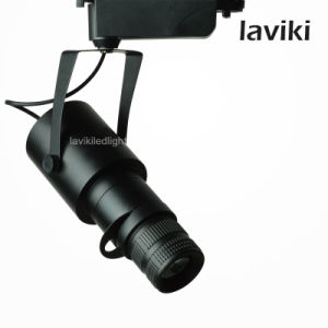 20W 24W Adjustable Beam Angle COB LED Spot Track Light with Zoom for Museum, Shops pictures & photos