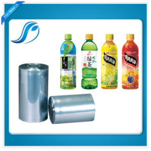 Transparent Heat PVC Shrink Film for Half-Body Labels