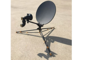 0.4m Carbon Fiber Flyaway Satellite Antenna pictures & photos