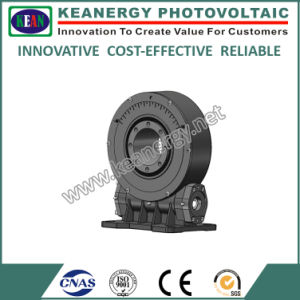 ISO9001/CE/SGS Solar Module PV System Slew Drive with Gear Motor pictures & photos
