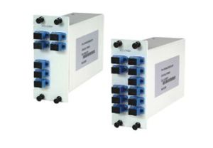 Optic Fiber DWDM OADM Module for DWDM System pictures & photos