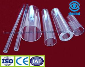 High Purity Clear Cut Quartz Tubes pictures & photos