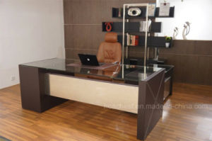 Modern Luxury High Quality Table Office Furniture (AT018) pictures & photos