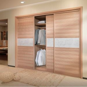 Whole Sale 3 Doors Sliding Wardrobe for Bedroom furniture pictures & photos