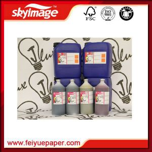 Italy J-Teck J-Cube Original Dye Sublimation Ink for Kycoera/Ricoh Print Heads pictures & photos
