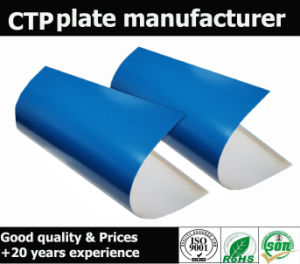 Wide Resolution with High Impression Cxk Thermal CTP Plate pictures & photos