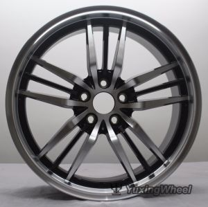 18 Inch Black Alloy Rim or Alloy Rims for Car pictures & photos