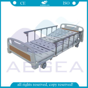 AG-Bm100 with Steel Bed Board 3-Function Hospital Electric Medical Bed pictures & photos