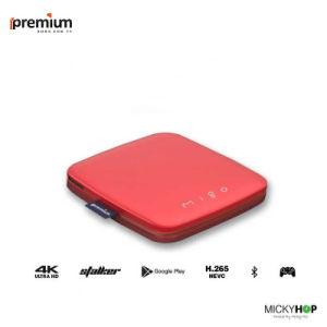 Ipremium Migo Android IPTV Ott 4k Bluetooth Stalker Severs 64-Bit STB Mini Receiver 1+8g pictures & photos