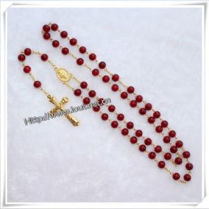 8mm Plastic Beads Rosaries, Catholic Rosaries, Religious Item (IO-cr385) pictures & photos