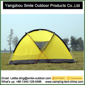 Event Snow Waterproof Extreme Mountain 2 Person Hiking Camping Tent pictures & photos