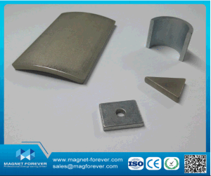 Powerful Arc Permanent Rare Earth Magnet NdFeB for Motor Neodyrnium pictures & photos
