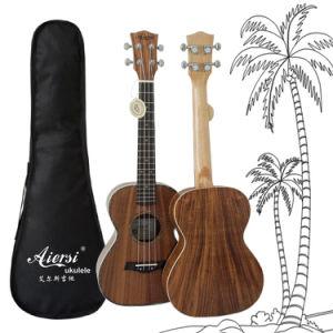 Aiersi Cheap Price 26 Inch Tenor Hawaii Koa Ukulele for Sale pictures & photos