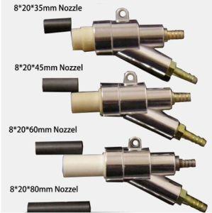 Blaster Cabinet Sand Spray Gun pictures & photos