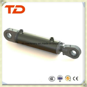 Doosan Dh220-5 Boom Cylinder Hydraulic Cylinder Assembly Oil Cylinder for Crawler Excavator Cylinder Spare Parts pictures & photos