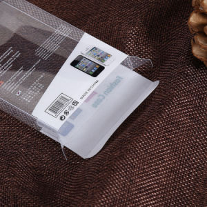 OEM PP plastic gift packaging box for earphone pictures & photos