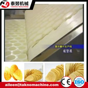 """Fully Automatic """"Pringles"""" Compound Potato Chips Equipment pictures & photos"""
