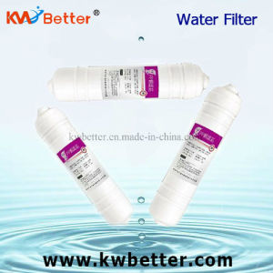 Desktop Water Filter with Stainless Steel Sterilization Peculiar Smell Rust Removal Double pictures & photos