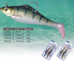 Fishing Equipment Fishing Tackle Fishing Lure - PLA/Plb pictures & photos