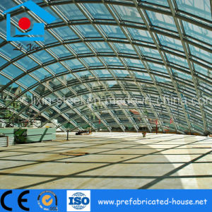 Steel Structure Glass House pictures & photos