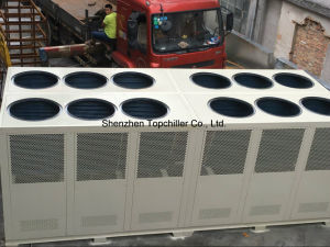 120HP-180HP Air Cooled Water Chiller with Hanbell Screw Compressor pictures & photos