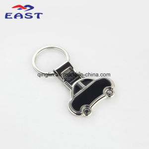 Promotion Gift Unique Design Car Shape Metal Key Ring pictures & photos