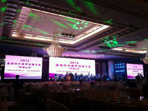 P3 / P6 Indoor Rental LED Display, Media LED Screen TV for Live Shows and Evento pictures & photos