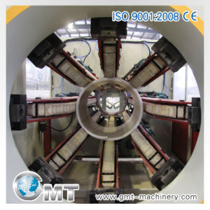 UHMW-PE Steel Wire Reinforced/Twisted Pipe Plastic Machine Twin Screw Extruder pictures & photos