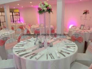 Unique Crystal Candelabra Flower Wedding Table Decoration Centerpieces pictures & photos