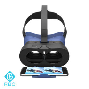 Professional Foldable Light Vr Helmet 3D Virtual Reality Glasses pictures & photos