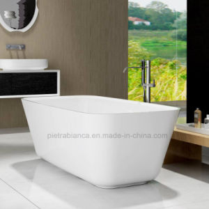 Hot Sales Acrylict Corian Bathroom Bathtub (PB1002G)