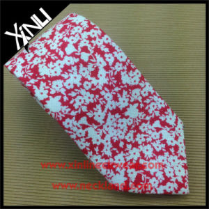 Cotton Printed Wholesale Necktie pictures & photos