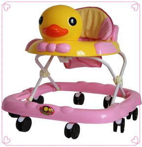 Green New Duck Baby Walker pictures & photos