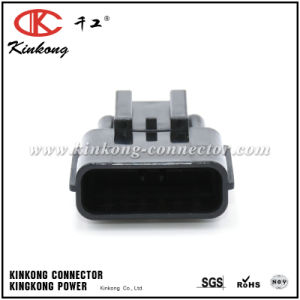 6 Way Kinkong Male Electrical Accelerator Pedal Position Sensor Car Connector pictures & photos