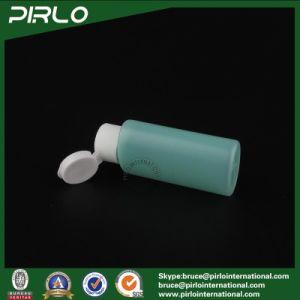 50ml Refillable HDPE Plastic Bottle with Flip Top Lotion Cap pictures & photos