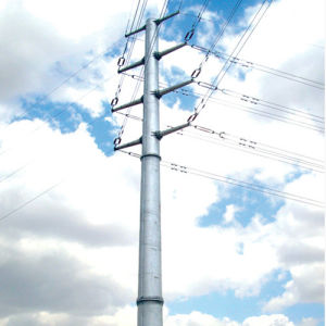 Electric Power Transmission Tube Tower pictures & photos