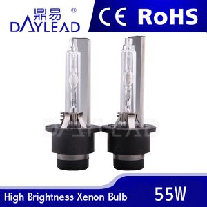 6000k HID Single Beam 55W HID Xenon Bulb pictures & photos