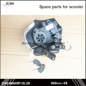 Spare Parts for Electric Scooter Digital Meter/LED Light/ Headlight pictures & photos